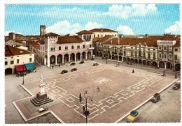 """CO231 Montagnana (Padova) - Il """" Liston """" Veneziano In Piazza - Padova"""