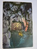 "(4/8/24) AK ""Kgl. Schloss Linderhof"" Die Blaue Grotte Mit Gemälde Tannhäuser Im Venusberg - Germania"