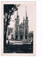 21756 - L´eglise Central Saigon ( 2 Scans ) - Viêt-Nam