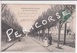 95 Cormeilles En Parisis   Le Boulevard De La Gare - Cormeilles En Parisis