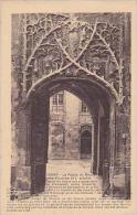 France Avignon Le Palais du Roure Porte d'Entree