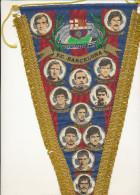 F, C. BARCELONA, Pennant, Fanion, Wimpel - Apparel, Souvenirs & Other
