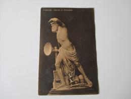 Siracusa, Statua Die Archimede. Italy 1907 (?) - Sculptures