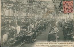 INDUSTRIE AUTOMOBILE/Atelier De Fabrication Des Mécanismes De Changement De Vitesse (...) Châssis - PANHARD & LEVASS - Industry