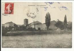 XAMBES , Vue Générale , 1909 - Other Municipalities