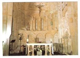 SANTA MARIA DE BAREYO, Santander, Espana:Arte Romanico Siglo XII; Interior Del Abside; Iglesia, TTB - Cantabria (Santander)