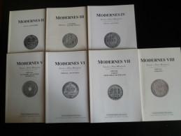 Ensemble De 7 Facicules Monnaies Vente Sur Offres Entre 1996 Et 1999 - Livres & Logiciels