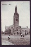 CPA Belgique - Hainaut - SAINT GHISLAIN - L'Eglise - Carte Postale  // - Saint-Ghislain
