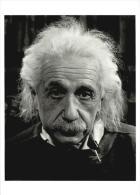 Albert Einstein Postcard - Size 15x10 Cm.aprox. - Nobelprijs
