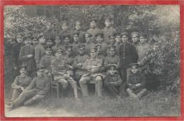 RIESA - Soldaten - Carte Photo - Foto - Soldaten - Lazarett - Guerre 14/18 - Feldpost - Riesa