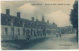 Les Choux Route De Gien Entrée Du Pays Phot Combier Edit Darbier - France
