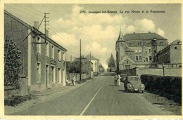 JAMOIGNE SUR SEMOIS - LUXEMBOURG - BELGIQUE - PEU COURANTE  CPA ANIMEE. - Other