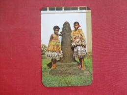 Oceania > Fiji  Suva  Killing Stone Ref 1359 - Figi