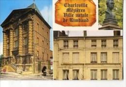 CP08036 - CHARLEVILLE MEZIERES - Ville Natale De Rimbaud - Charleville