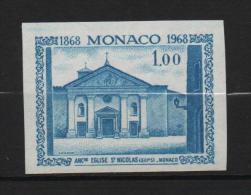 Monaco Essai Non Dentelé N° 748 ** Neuf - Monaco
