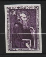 Monaco Essai Non Dentelé N° 746** Neuf - Monaco