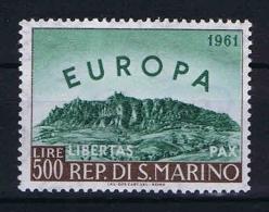 San Marino: Mi 700  Sa. 568  MNH/** 1961 - San Marino