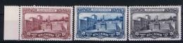 San Marino: Mi 138 - 140   Sa. 134 - 136  MH/* 1927 - San Marino
