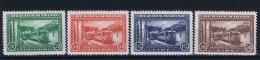 San Marino: Mi 180-183   Sa. 164-167  MH/* 1932 - San Marino