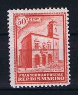 San Marino: Mi 176   Sa. 160  MH/* 1932 - San Marino
