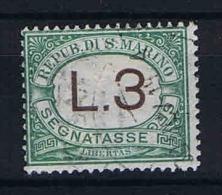 San Marino: Segnatasse Mi  16 Sa.16 Used - Strafport