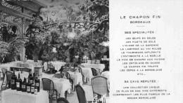 BORDEAUX - GIRONDE  (33) - RARE CARTE. - Bordeaux