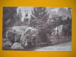 CPA  LES BAINS DU FAYET SAINT GERVAIS - 74 - Le Rocher Du Cerf - Haute Savoie - Saint-Gervais-les-Bains