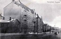 Tammerfors TAMPERE, Strassenansicht, Gel.1911 - Finnland