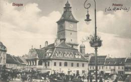 BRASOV - Primäria, Gel.1928 - Rumänien