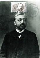MAXIMUM FRANÇE  Gustave Eiffel  Tour Eiffel 1889 - Celebrità