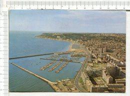 LE HAVRE  SAINTE ADRESSE  - Vue Aérienne Porte Océane, Nouvelle Ville, Bassins Yachts, Cap Hève, Plage, Résidence France - Le Havre