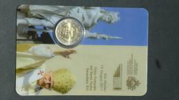 SAN MARINO 2011 - 2 EUR Umlaufmünze Im Blister Papt Benetictus XVI UNC - San Marino