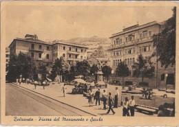 R14-477 - BOLZANETO - SCUUOLE - GENOVA - F.G. - VG. - A. ´40 - La Spezia