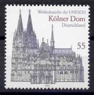 Deutschland / Germany / Allemagne 2003 Kölner Dom Kulturerbe Der Menschheit / World Heritage UNESCO ** - UNESCO