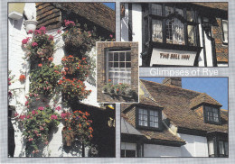 Ph-CPM Angleterre Rye (Sussex) Glimpses Of Rye, The Bell Inn - Rye
