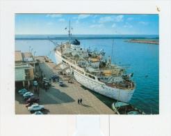 PORTO TORRES,il Porto-1967-TRAGHETTO-Auto-CAR-!!!!!!!!! - Sassari
