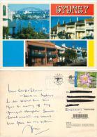 Sydney, Australia Postcard Posted 2002 Stamp - Sydney