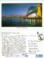 Sydney, Australia Postcard Posted 2013 Stamp - Sydney