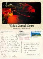 Wadlata Outback Centre, Port Augusta, South Australia Postcard Posted 2003 Stamp - Australia
