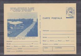 CARTE POSTALA -   Bucuresti - Ganzsachen
