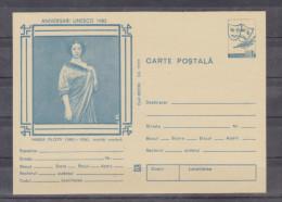 CARTE POSTALA -   ANIVERSARI / Maria Filoti - Ganzsachen