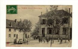 Cpa N° 6994 VASSELIN Place De La Mairie Et Ecoles - Ohne Zuordnung