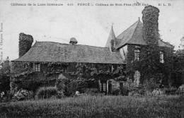 44 - FERCE - Chateau De Bois Péan - France