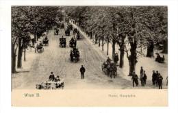 Cp , Autriche , WIEN II , Prater , Hauptallee , Vierge , B.K.W.I. 26 - Vienna