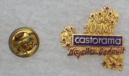 20 ANS CASTORAMA NOYELLES GODAULT         QQQ   054 - Badges