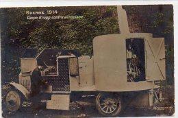 Camion Krupp Au Quesnel - France