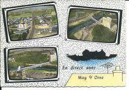14/ CALVADOS... En Direct Avec... MAY Sur ORNE - Sonstige Gemeinden