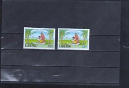 SELLOS DE LIBERIA - Liberia