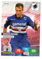 FIGURINA TRADING CARD PANINI ADRENALYN XL 2013-2014 - SAMPDORIA - VASCO REGINI - Panini