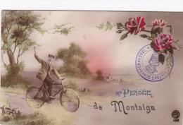 Scherpenheuvel - Pensée De Montaigu - Scherpenheuvel-Zichem